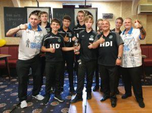 Charity Turnier zu Gunsten der Prostata Krebsvorsorge in Stoke-on-Trent