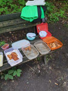 Picknick Ende