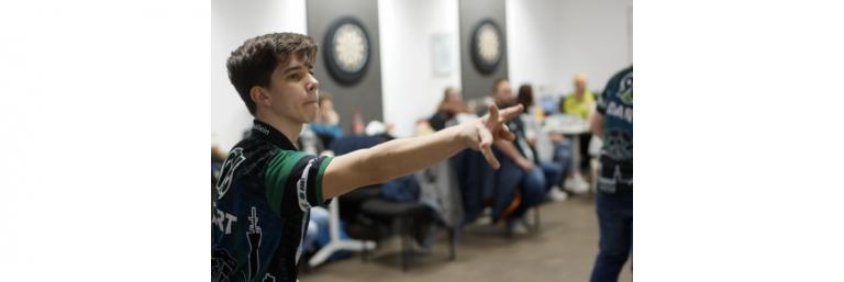 Read more about the article Trainingsstart bei 96 DART